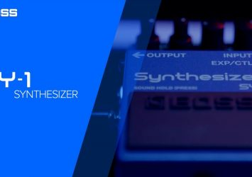 Boss SY-1 Syntezator